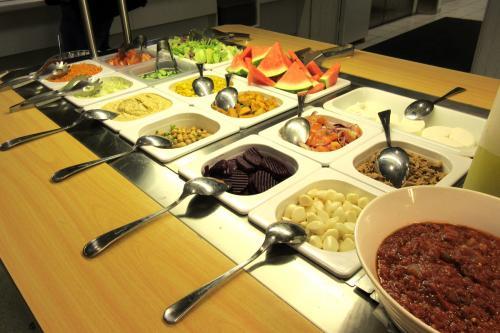 Lounasravintola Gusto Hermanni  ruoka