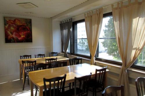 Lounasravintola Gusto Helsinki saalit